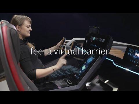 Bosch Concept Car CES 2017