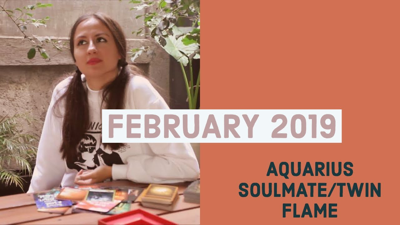 AQUARIUS SOULMATE: RED FLAGS  NOW WHAT? - FEBRUARY 2019