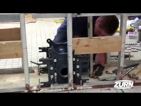 EZCarry Z1201 U0026 Z1202 High Performance Water Closet Carrier System