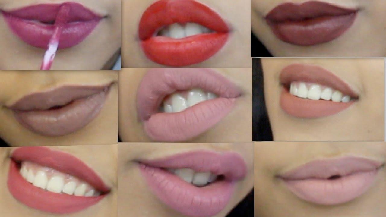 Anastasia Beverly Hills Liquid Lipstick Reviews, Shades