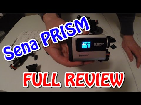 Sena Prism Full Review! + New Era In Camera Technology