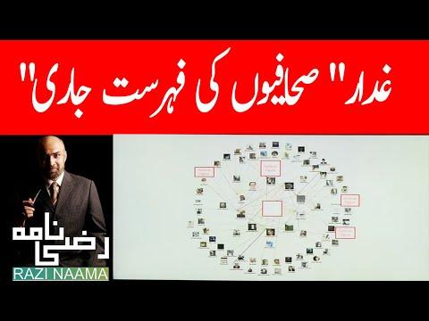 Traitor journalists   Razi Naama   Rizwan Razi