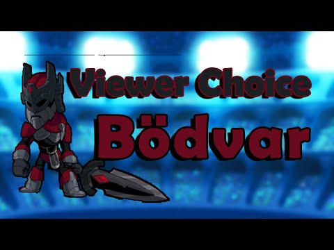 Brawlhalla Bodvar Gameplay Diamond Ranked VC