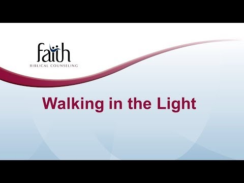 BCTC 2018 - Walking In The Light (Steve Viars)