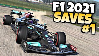 F1 2021 SAVES #1