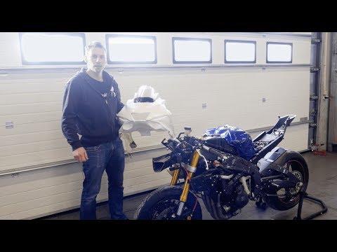 Yamaha R6 2008 To 2017 Fairings & Bodywork Change Installation Step By Step