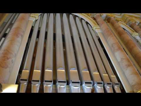 Music for two Organs, Giovanni Bernardo Lucchinetti - Concerto a due Organi (Spiritoso and Allegro)