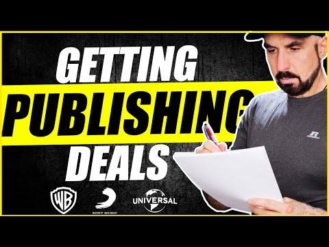 Music Publishing Deals: Warner/Chappel & More
