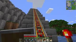 Dziennik z Minecraft (PL) Kładziemy Tory - Sezon 3 Dzień 54