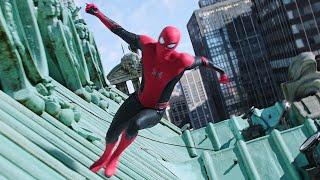 Ending Swing | Spider-Man: Far From Home [4k, UltraHD]