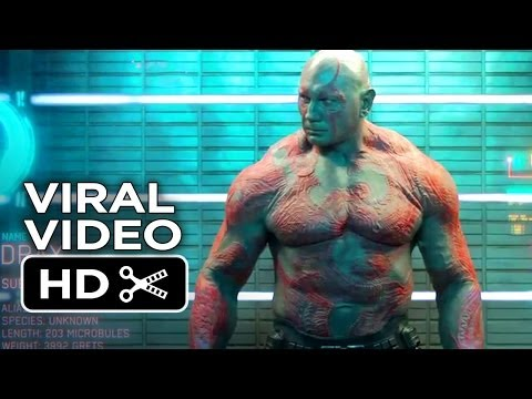Guardians of the Galaxy VIRAL VIDEO - Meet Drax (2014) - Bradley Cooper, Chris Pratt Movie HD