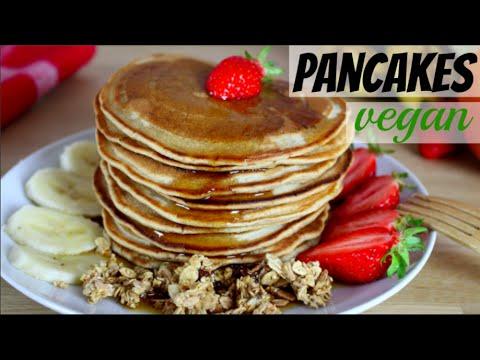 pancakes-vegan-|-simplissimes-&-délicieux