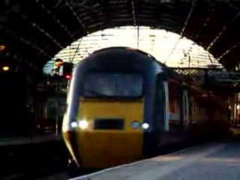 43314 at Newcastle Central Station 10-12-2007