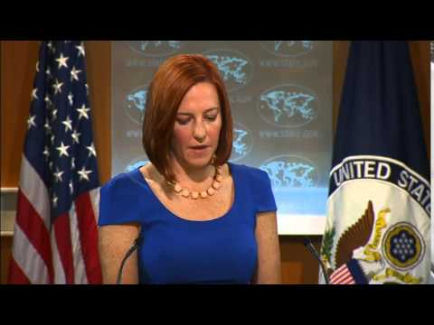 Daily Press Briefing - August 26, 2014