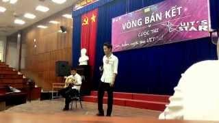 [UIT's Star 2014] Ai cũng có ngày xưa (cover) - Hà Thanh Phong & Nguyễn Nhật Hoàng