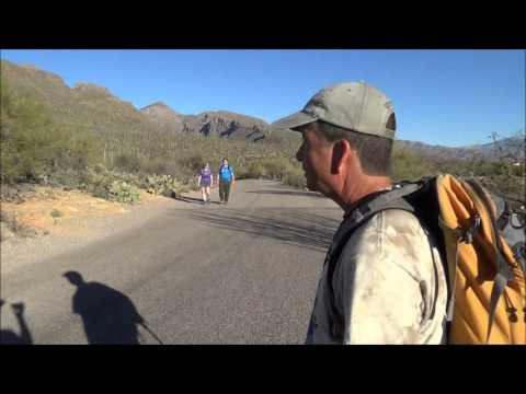 A Visit to Sabino & Bear Canyons, Coronado National Forest, Tucson AZ