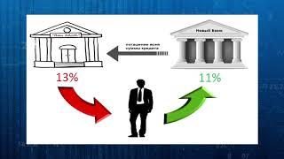 Личные финансы 231 Рефинансирование кредитов
