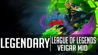 League Of Legends - Gameplay - Veigar Guide (Veigar Gameplay) - LegendOfGamer