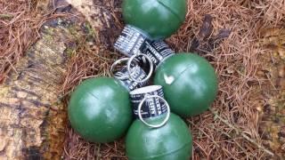 Airsoft Grenade - TLSFX Ring Pull Grenade