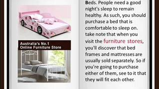 Buying Tips When Purchasing Different Types Of Bedroom Furniture