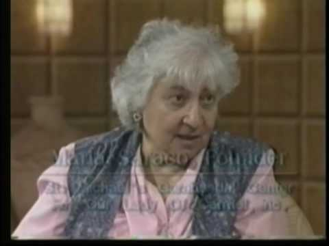 Mother Angelica and Maria Saraco Garabandal Interview