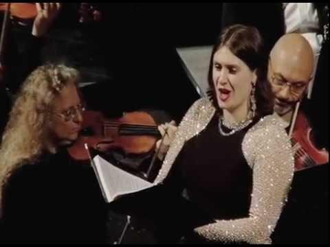 Hannah Ludwig~Mezzo-Soprano