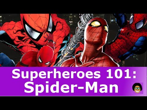 Superhero 101: Spider-Man - 동영상