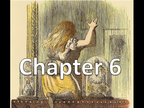 Audiobook | Through The Looking Glass Chapter 6 | Humpty Dumpty