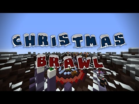 Minecraft Christmas Map.Christmas Brawl Minemakers Team Minecraft Maps