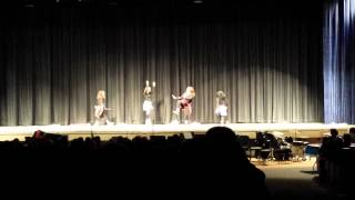 Three Village Has Talent 2015 - Evolution of Dance