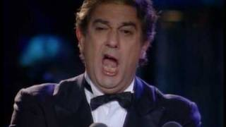 Placido Domingo- E lucevan le stelle-Tosca