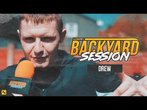 DREW - Backyard Session