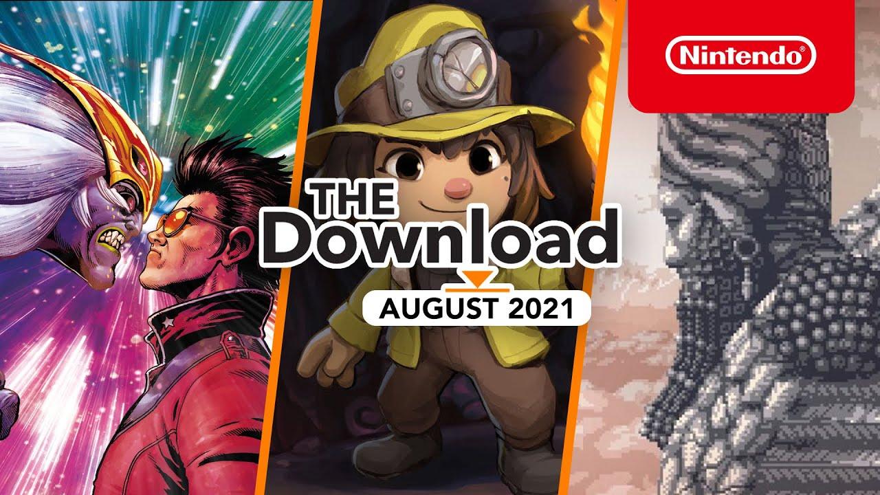Δείτε επίσημο highlight video των Switch τίτλων του Αυγούστου