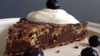 How to Make a Chocolate Ganache Caramel Pie - Recipe