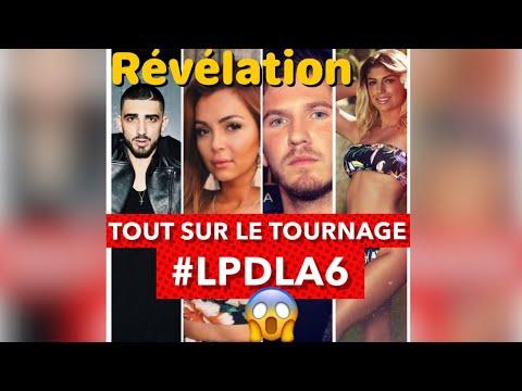 EXCLU : AQABABE fait des RÉVÉLATIONS EXCLUSIVES sur le TOURNAGE DE LPDLA6 😱