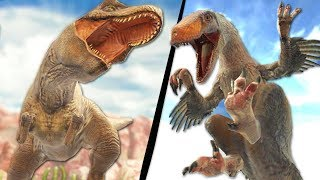 EPIC T-REX! STRONGEST DINOSAUR IN THE GAME! - Jurassic World
