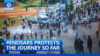 #EndSARS Protests: The Journey So Far