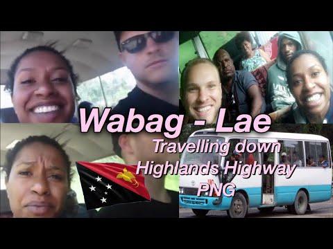 PNG Trip: Highlands Highway 2016