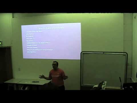 How to stand out as a Perl Developer - Rick Deller, Eligo Recruitment at LPW 2014