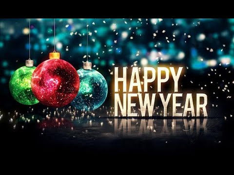happy new year 2018 best wishes beautiful video message new year greetings