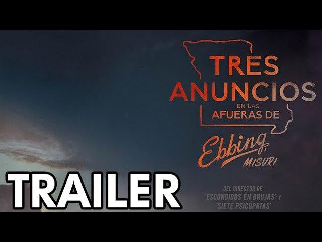 TRES ANUNCIOS EN LAS AFUERAS | Tráiler | Ya en cines