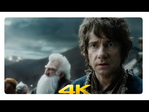 The Hobbit  The Battle of the Five Armies   Official Teaser Trailer HD   New    Movie 2014 Poster