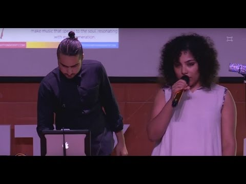 Folk and EDM | Hari and Sukhmani | TEDxAmityUniversity