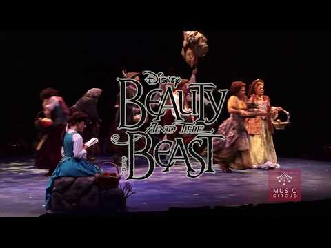 Disney's Beauty and the Beast - Music Circus - June 20 to July 2 - Sizzle Reel