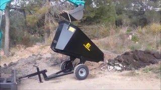 Video Dumper miniexcavator