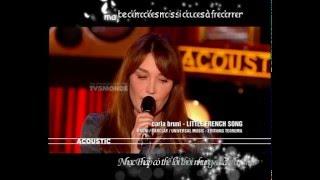 Vietsub Kara Little French Song Carla Bruni