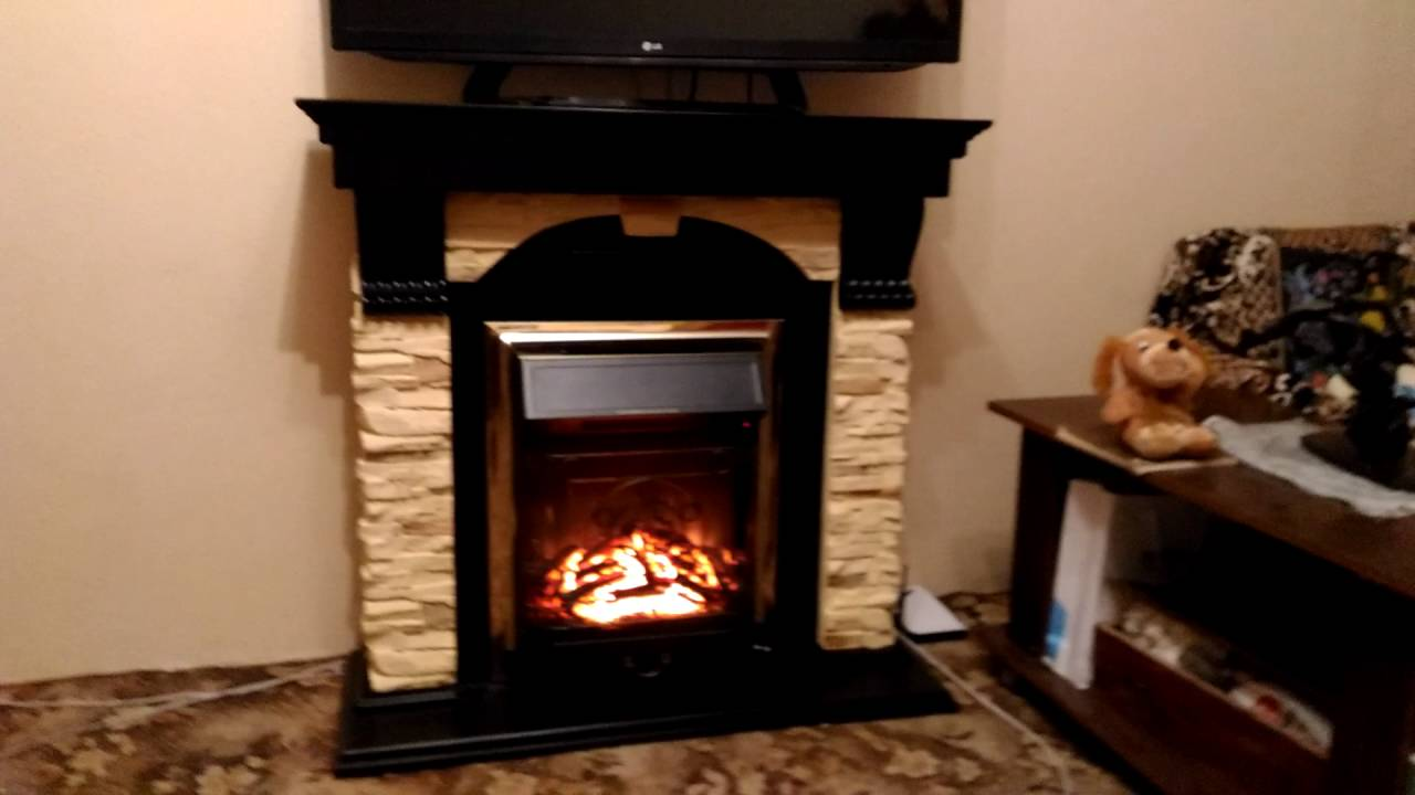 Pictures on request electric fire