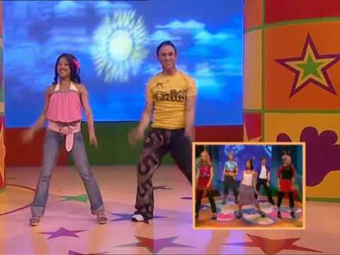 Hi-5 North South East West (Dance Tutorial)