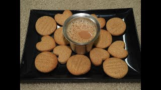 Wheat Biscuits | கோதுமை பிஸ்கட் | Wheat biscuits in Tamil(English subtitle)