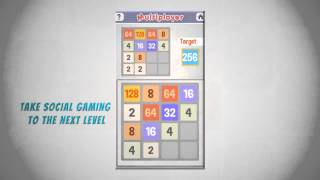 2048 Multiplayer HD Android Game Trailer!
